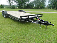 Texline Trailers Car Haulers Brands - Patriot, Texline, Stealth